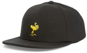 Vans Men's X Peanuts Ball Cap - Black