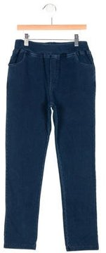 Junior Gaultier Girls' Isidore Four Pocket Joggers w/ Tags