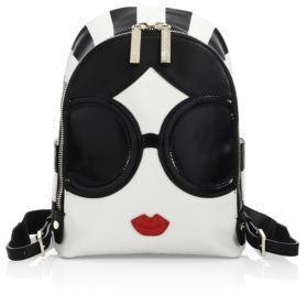 Alice + Olivia Stace Face Mini Backpack