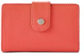 Apt. 9 Soho Leather RFID-Blocking Tab Indexer Wallet