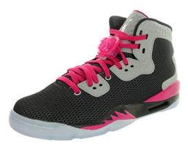 Jordan Nike Kids Air Spike Forty Gg Basketball Shoe.