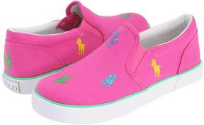 Polo Ralph Lauren Bal Harbour Repeat Girl's Shoes