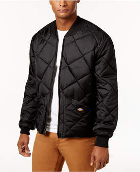 Dickies Men's Quilted Bomber Jacket