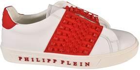 Philipp Plein Fight Slip-on Sneakers