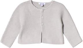Absorba Grey Knit Cardigan