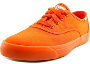 Keds Triumph 28 Round Toe Canvas Sneakers.