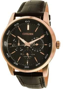 Citizen Eco-Drive BU2013-08E Black Dial Watch