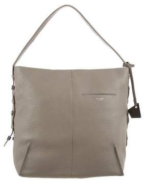 Botkier Grained Leather Bag