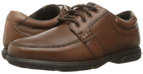 Nunn Bush Carlin Moc Toe Oxford Men's Lace up casual Shoes