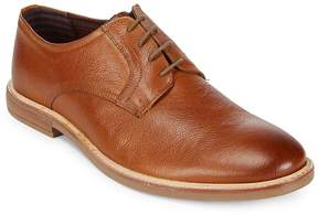 Ben Sherman Men's Brent Plain Toe Leather Oxfords