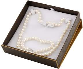Bella Pearl White Freshwater Pearl Boxed Jewelry Set