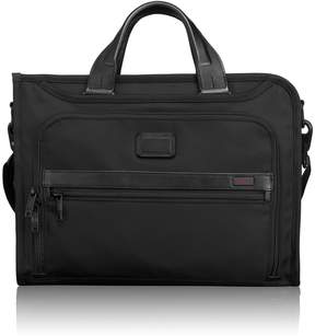 Tumi Alpha 2 Business Slim Deluxe Portfolio
