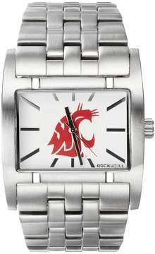 Rockwell Kohl's Washington State Cougars Apostle Stainless Steel Watch - Men