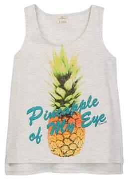 O'Neill Pineapple of My Eye Graphic Tank (Little Girls & Big Girls)