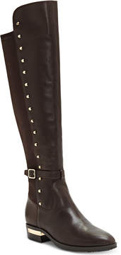 Vince Camuto Pelda Studded Riding Boots Women's Shoes