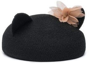 Eugenia Kim Women's Cat Beret - Black
