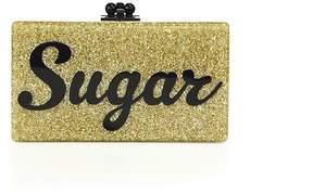 Edie Parker Women's Flavia Sugar Acrylic Clutch