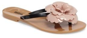 Melissa Women's Harmonic Flower Flip Flop