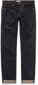 Incotex Slim-Fit Selvedge Denim Jeans