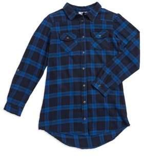 Dex Girls Flannel Sportshirt