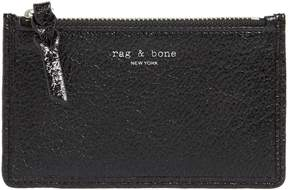 Rag & Bone Zip Card Case