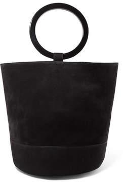Simon Miller Bonsai 30 Nubuck Bucket Bag - Black