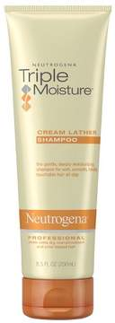 Neutrogena Triple Moisture® Cream Lather Shampoo - 8.5oz