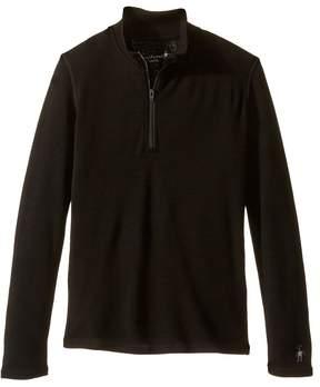 Smartwool Mid 250 Zip Tee Long Sleeve Pullover