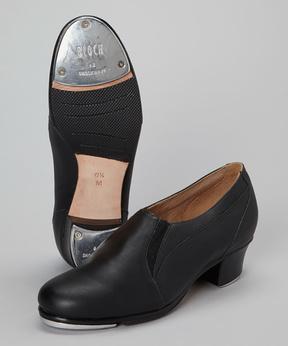 Bloch Black Leather Tap Shoe