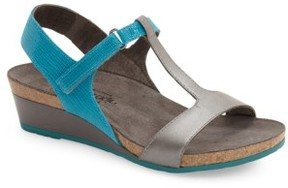 Naot Footwear Women's 'Unicorn' T-Strap Sandal