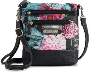 Co Stone & Leather 3-Bagger Convertible Crossbody Bag