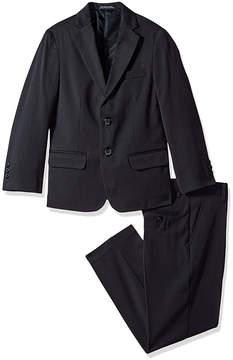 Van Heusen Navy Two-Piece Suit - Boys