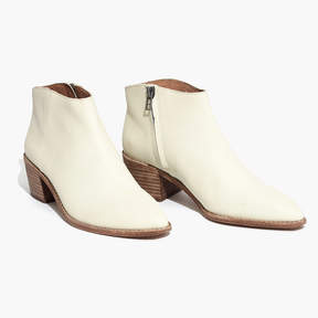 Madewell The Justine Boot in Vintage Canvas