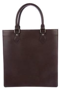 Louis Vuitton Epi Sac Plat