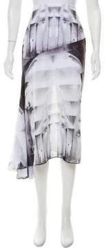 Alice McCall Draped Midi Skirt