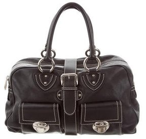 Marc Jacobs Venetia Shoulder Bag - BLACK - STYLE