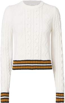 A.L.C. Alpha Striped Sweater