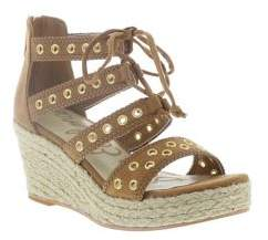 Sam Edelman Elsie Daniell Wedge Sandals