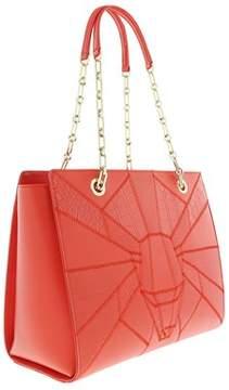 Roberto Cavalli Shopping Bag Elisabeth 003 Coral Shopper/tote.