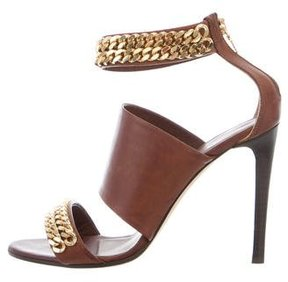 Jenni Kayne Embellished Leather Sandals