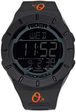 Rockwell Men's Baltimore Orioles Coliseum Digital Watch