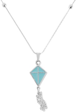 Alex and Ani Blue Inspiration in Flight Expandable Necklace