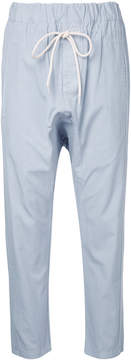 Bassike drop-crotch relaxed pants