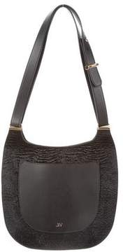 Jason Wu Ponyhair Saddle Bag