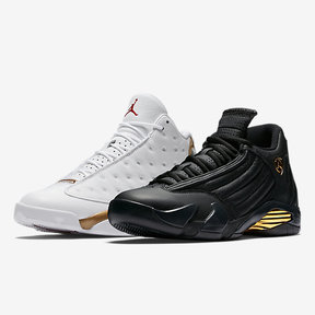 Air Jordan XIII/XIV DMP Men's Basketball Shoe Pack