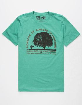 Hippy-Tree HIPPYTREE Walnut Mens T-Shirt