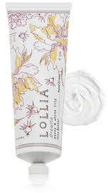 Lollia Shea Butter Hand Cream - Breathe No. 19