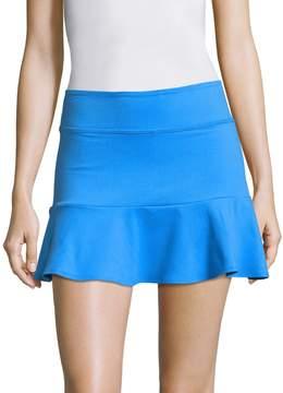 Beyond Yoga Women's Flounce Peplum Skirt