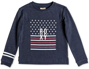 Roxy Graphic-Print Sweatshirt, Big Girls
