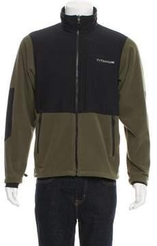 Columbia Fleece Zip-Front Jacket